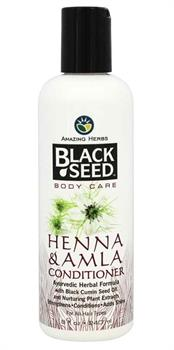 Amazing Herbs <br> Black Seed Henna and Amia Conditioner