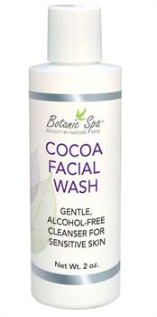 Cocoa Facial Wash