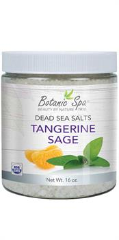 Dead Sea Salts - Tangerine Sage Scented
