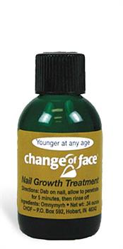 Nail Growth Stimulator by Change of Face