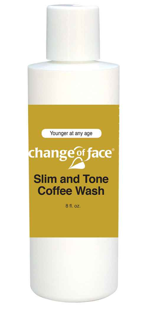 Change of Face®<br>Slim and Tone Coffee Wash