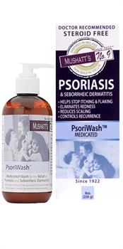 Mushatt's No. 9 PsoriWash 8 oz. by Botanic Choice