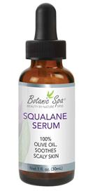 Squalane Serum from Olive Oil for healthy looking skin