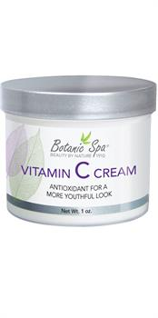 Botanic Choice - Vitamin C Cream - 1 oz