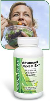 Healthy Cholesterol support with Advanced Cholest Ex�