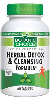 Herbal Detox & Cleansing� cleanses colon and digestion system