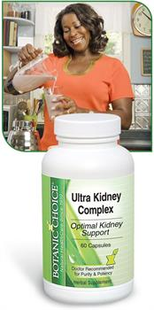 Ultra Kidney Complex Benefits Kidney and Urinary Tract Health