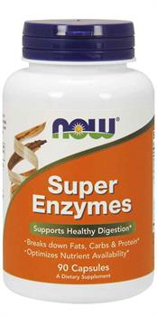 NOW Foods<br>Super Enzymes
