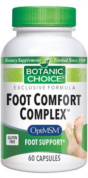 Foot Comfort Complex by Botanic Choice