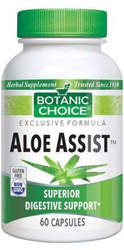 Botanic Choice - Aloe Assist™ - 60 Capsules