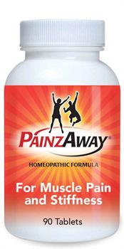 Botanic Choice - Homeopathic PainZaway Formula - 90 tablets