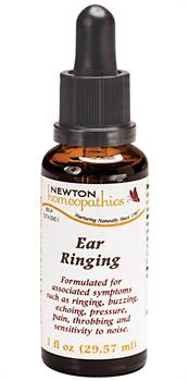 Newton Homeopathic Ear Ringing Liquid by Botanic Choice