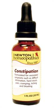 Newton Homeopathics <br> Constipation