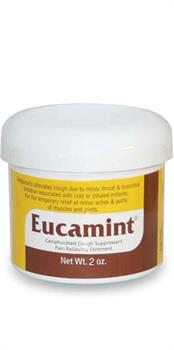 Botanic Choice - Eucamint  - 2 oz