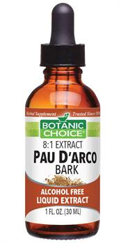 Pau D'Arco Bark Liquid Extract
