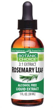 Botanic Choice - Rosemary Leaf Liquid Extract - 1 oz