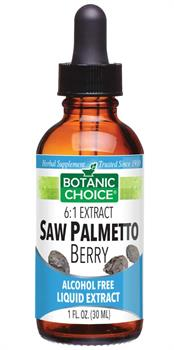 Saw Palmetto Berry Liquid Extract