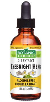 Botanic Choice - Eyebright Liquid Extract - 1 oz
