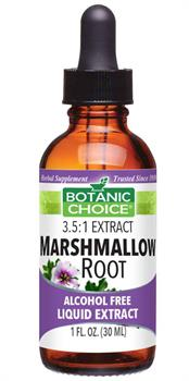 Marshmallow Root Liquid Extract for throat health