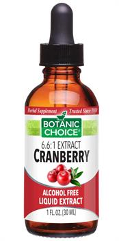 Botanic Choice - Cranberry Liquid Extract - 1 oz