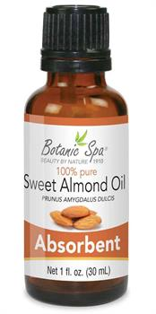 Sweet Almond Essential Oil promotes skin health