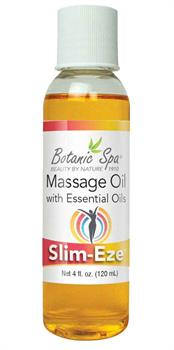 Slim-Eze(TM) Massage Oil