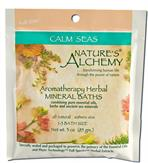 Calm Seas - Nature's Alchemy Aromatherapy Herbal Mineral Baths
