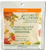 Energy - Nature's Alchemy Aromatherapy Herbal Mineral Baths