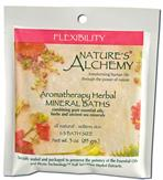 Flexibility - Nature's Alchemy Aromatherapy Herbal Mineral Baths