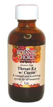 Throat-Ez soothes throat soreness with herbs