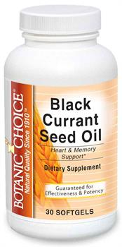 Black Currant Seed Oil by Botanic Choice