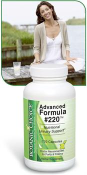 Formula #220™ for Bladder Health