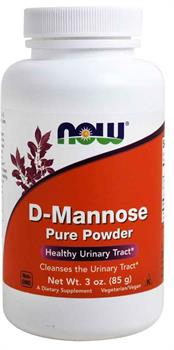 NOW Foods <br> D-Mannose Powder