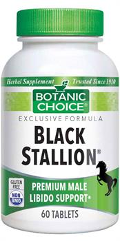 Botanic Choice - Black Stallion  - 60 tablets