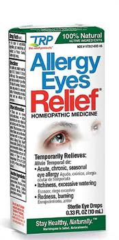 The Relief Product <br> Allergy Eyes Relief®