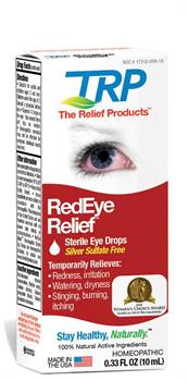 The Relief Product <br> RedEye Relief®