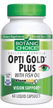Opti Gold Plus® with Fish Oil