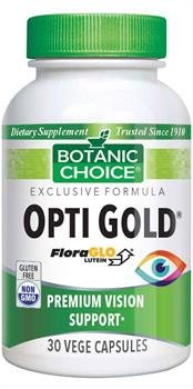Opti Gold herbal supplement offers protection for eyes