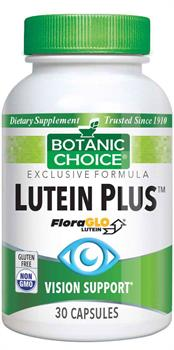 Botanic Choice - Lutein Plus  with FloraGlo - 30 capsules