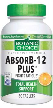 AbsorB-12 Plus� combats fatigue and promotes energy