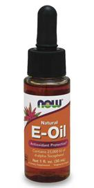 NOW Foods Vitamin E-Oil Double Strength 1 oz