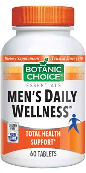 Botanic Choice - Men's Daily Wellness  - 60 tablets