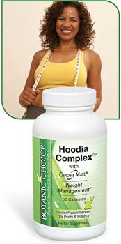 Hoodia with Cocoa, Green Tea, and Chromium for Weight Loss