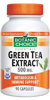 Green Tea Extract 500 mg.