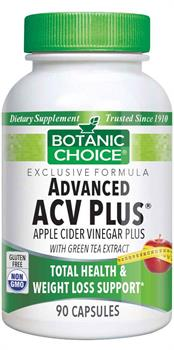 Apple Cider Vinegar Plus Green Tea Boosts Metabolism