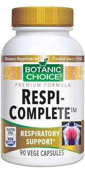 Magnus Botanic Choice Respi-Complete Reviews, Ingredients, Side effects